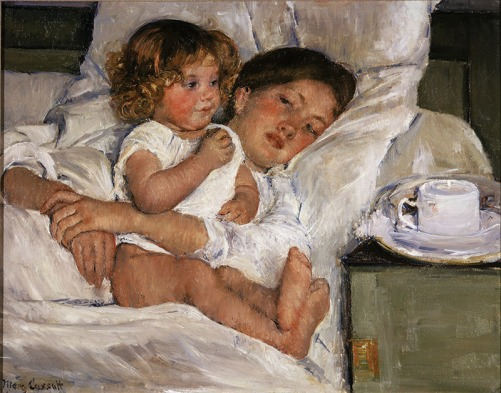 mary-cassatts-breakfast-in-bed