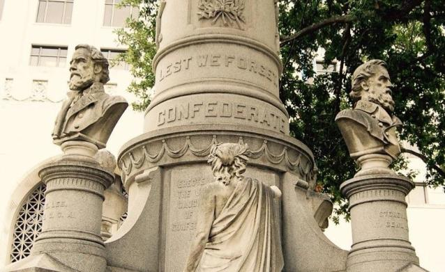 conf. monument in shreveport la