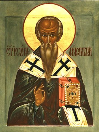 st. john the almsgiver of alexandria