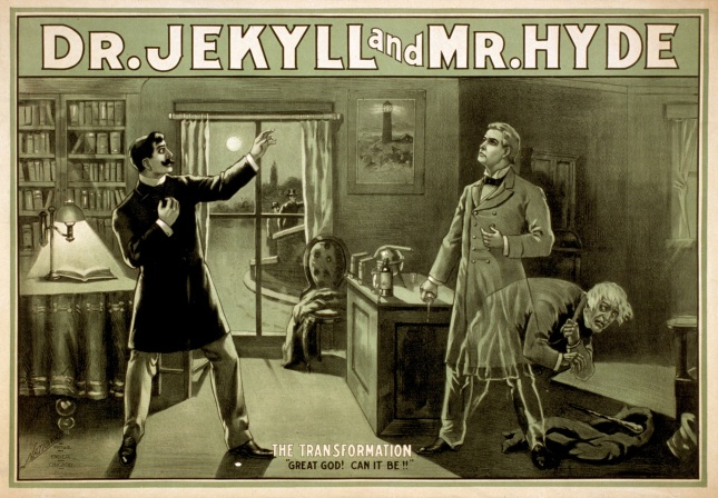 dr. jekyll & mr. hyde book
