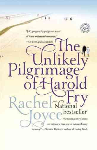 lovely book unlikely pilgrimage of harold fry