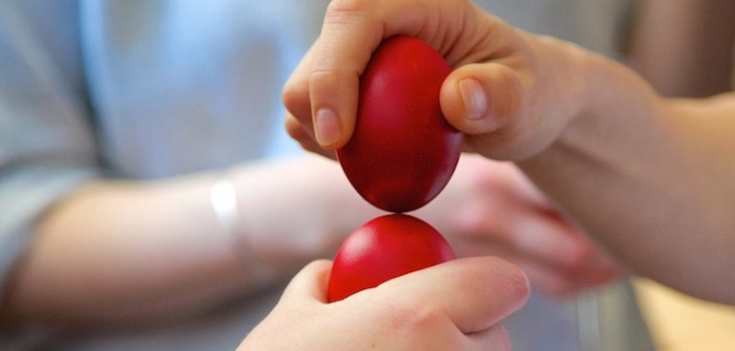 cracking red eggs Orthodox Pascha.jpg