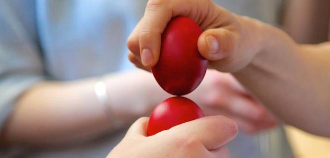 cracking red eggs Orthodox Pascha.jpg