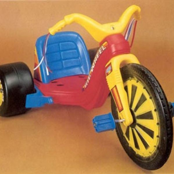 big wheel from the 1970s love