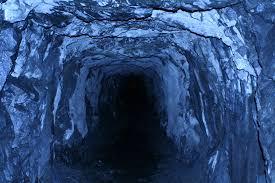 cold dark cave