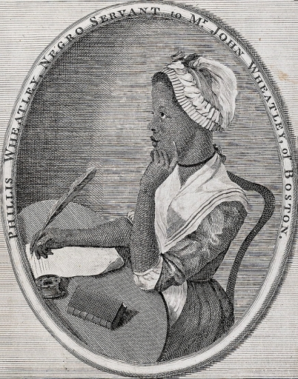 phillis wheatley pic
