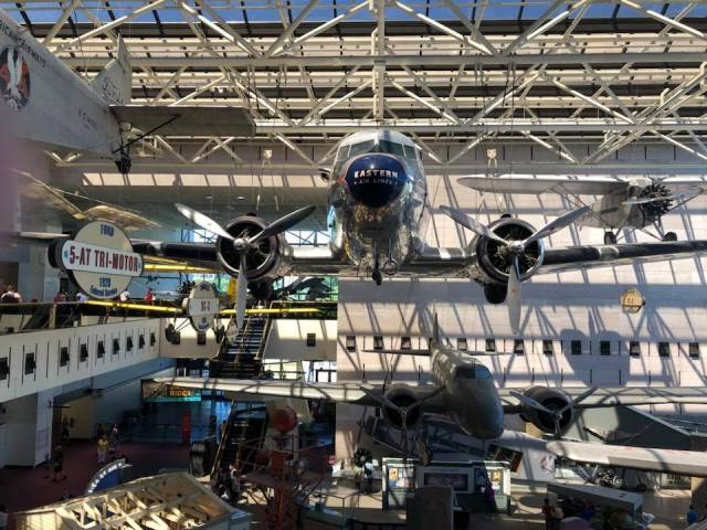 Air and Space Museum July 8 2018