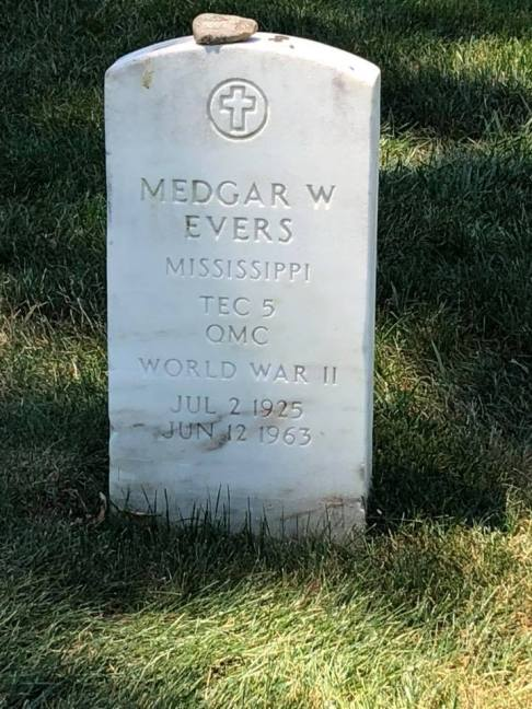 Medgar Evers July 9 2018