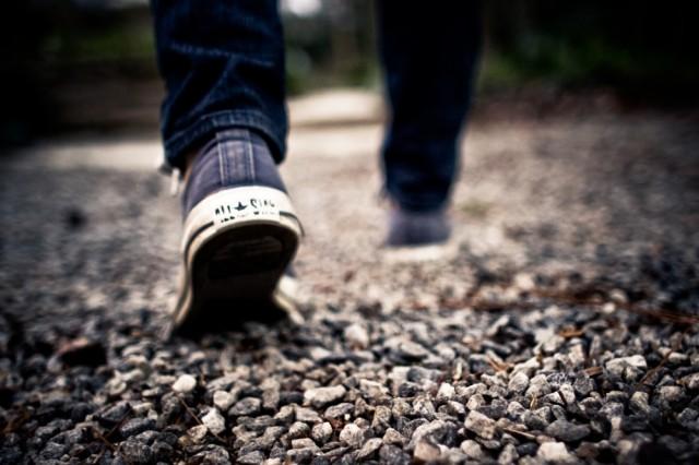walking sneakers