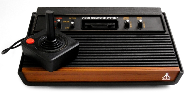 atari video console