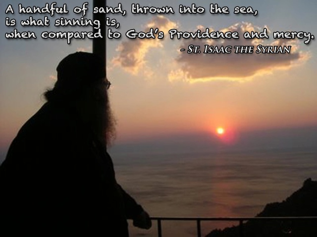 God's mercy quote by St. Isaac the Syrian.jpg
