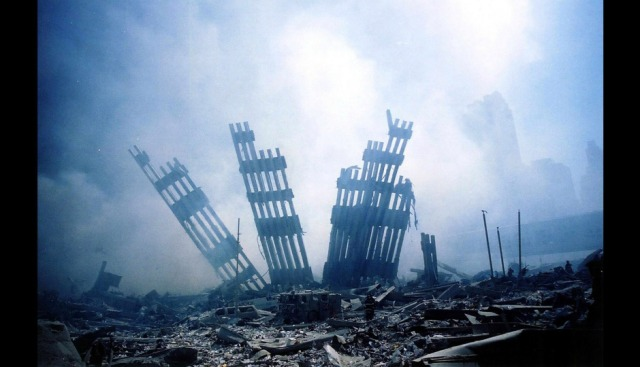 9:11 rubble