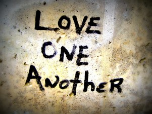 love one another pic