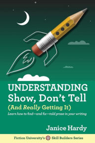 show don't tell book cover