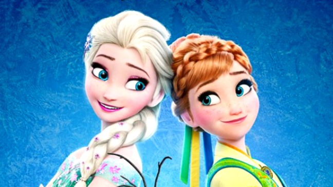 sisters from frozen