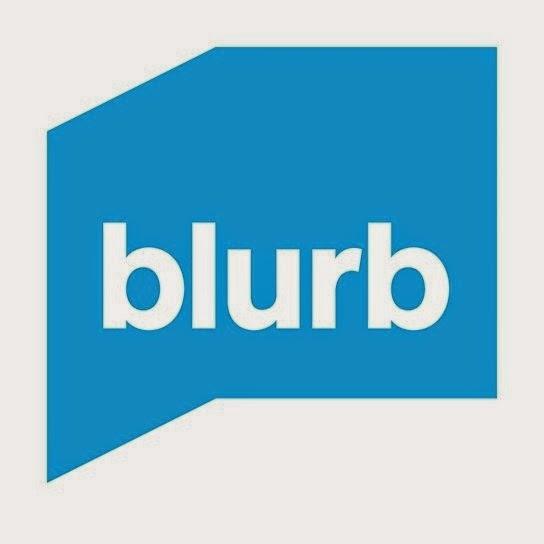 blurb sign