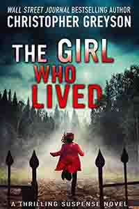 the girl who lived book cover