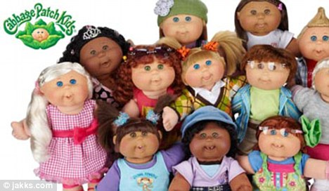 cabbage patch kids 1