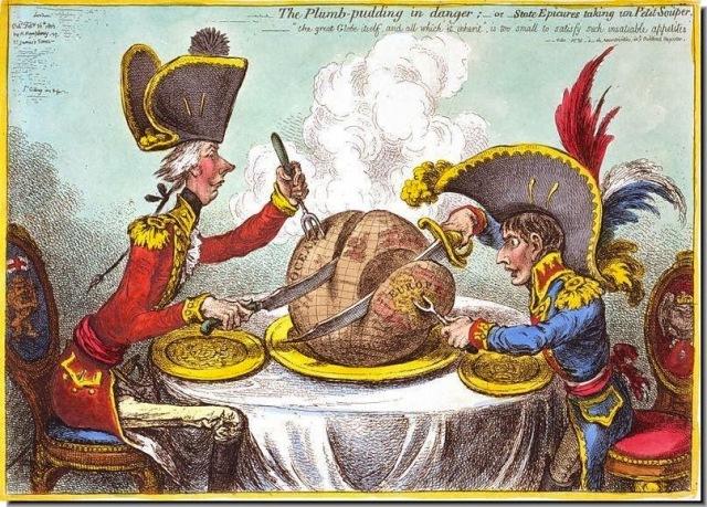 colonialism cartoon
