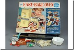 easy bake oven toy