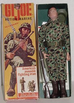 GI Joe toy