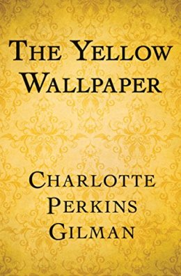 yellow wallpaper book cover 2