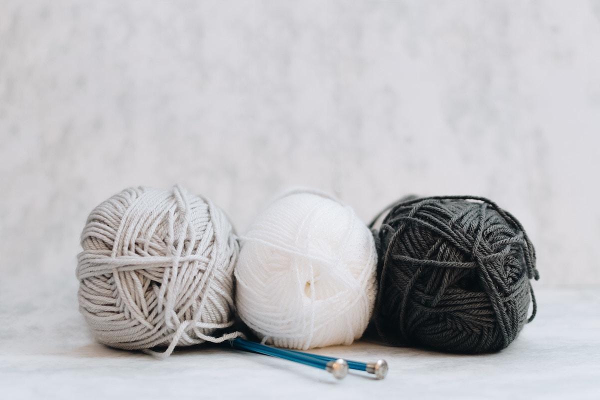 knitting skeins